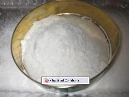 Wet rice flour