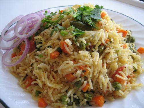 vegetablebriyani