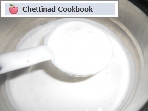 consistency of batter