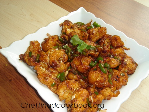 CauliflowerManchurian
