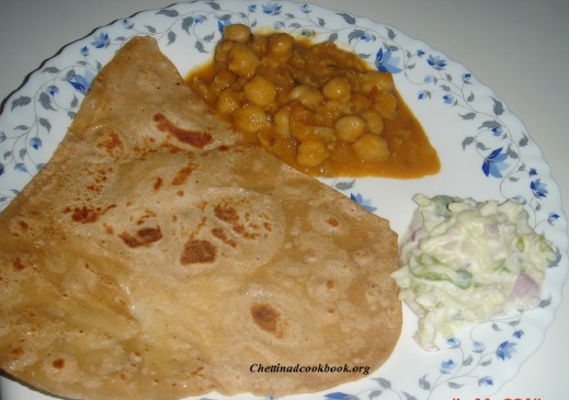 Channa curry