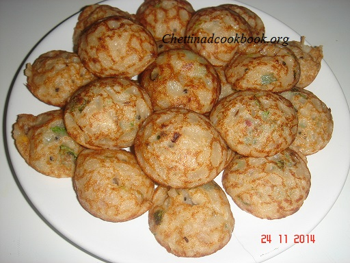 Wheat/Gothumai Paniyaram