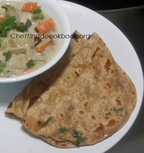 Garlic Chapathi