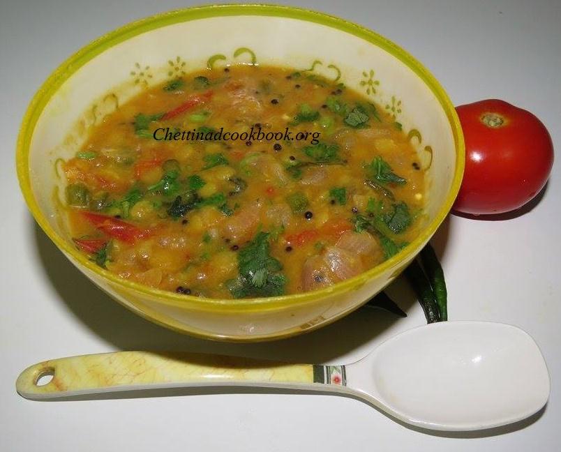 Thakkali/Tomato Pachadi