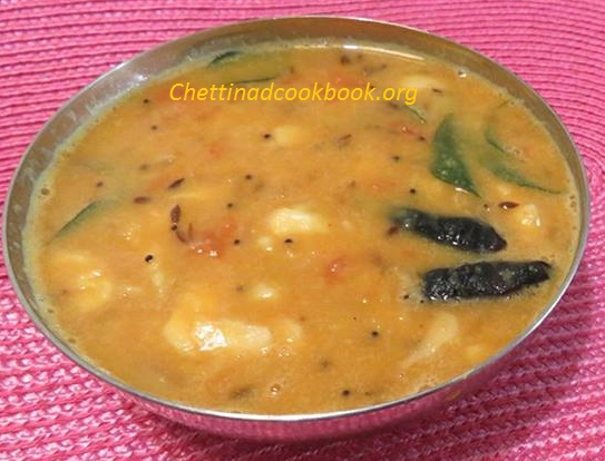 Dal curry / Dal Fry