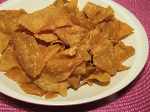 Wheat Diamond chips