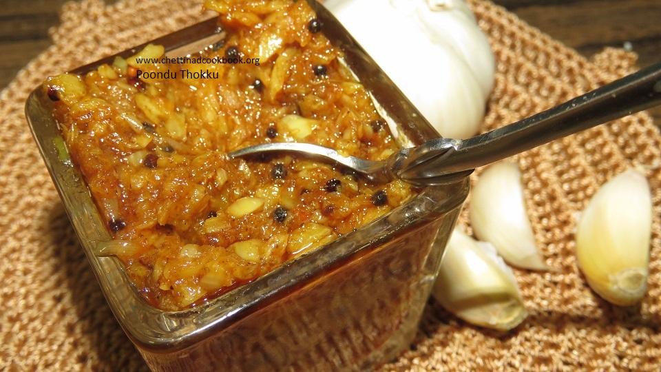 Garlic Thokku